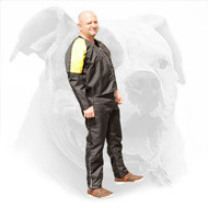 Protection Scratch Suit for American Bulldog Training