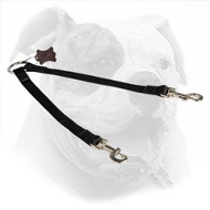 Walking Nylon Dog Coupler for American Bulldog