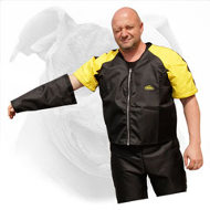 Nylon Scratch Jacket for American Bulldog Training
