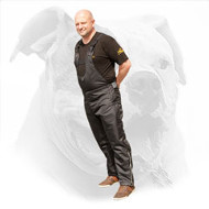 Protection Scratch Pants for American Bulldog Training