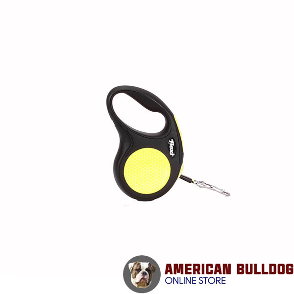 Comfy Flexi Retractable Dog Leash for Walking