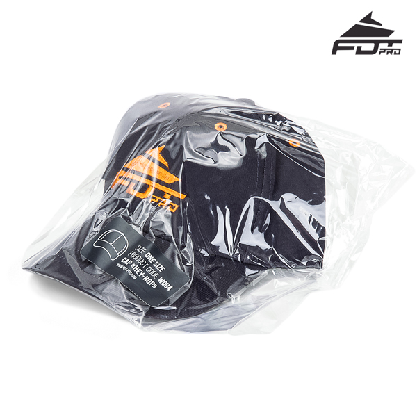 Packed Pro Line Dark Grey Color Cap