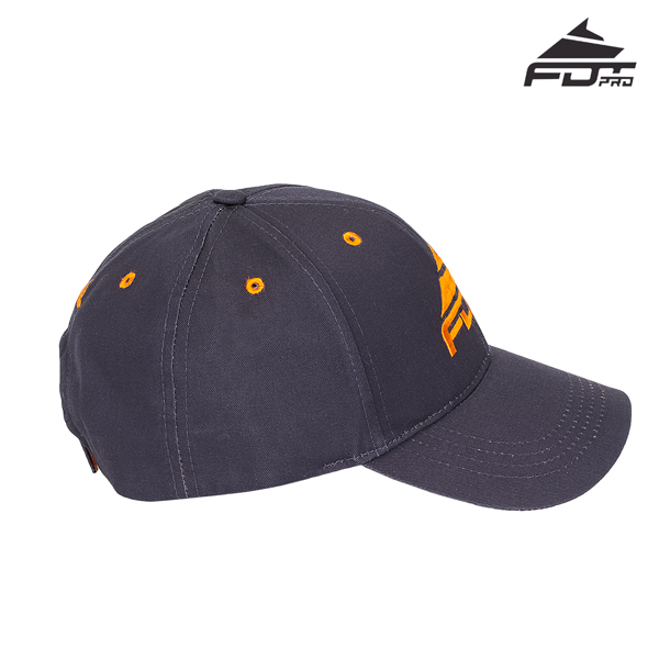 Top Notch Easy to Adjust Snapback Cap for Dog Training