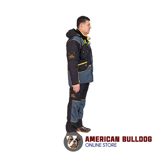 Extra Strong Dog Bite Suit for Protection Training
