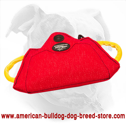 American Bulldog Bite Builder for Puppy and Young Dog