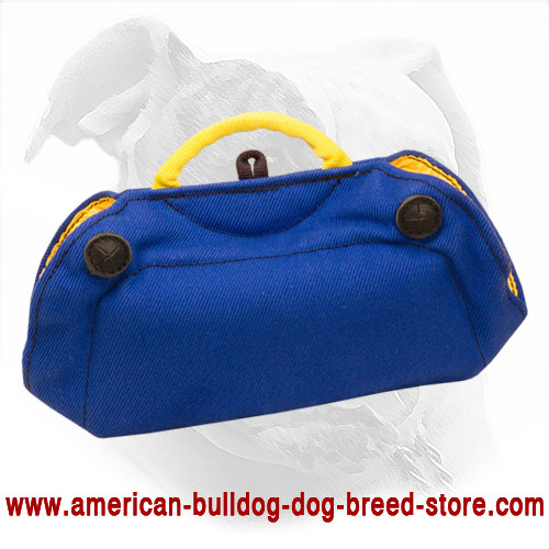 American Bulldog Bite Builder with Strong Handles