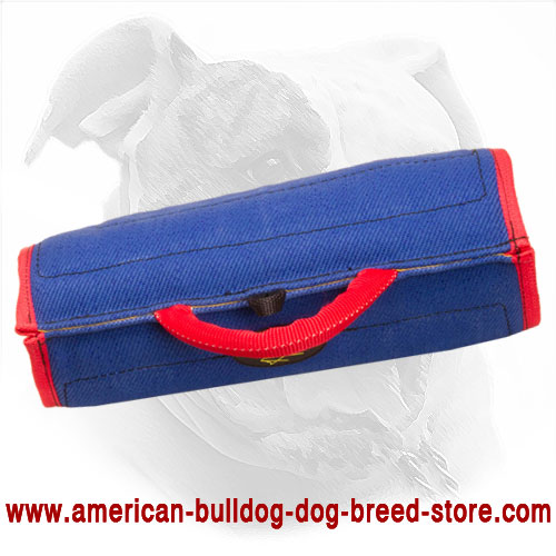 American Bulldog Bite Builder with Durable Cover