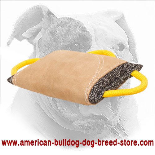 American Bulldog Bite Pad with Handles