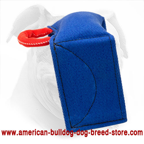Strong American Bulldog Bite Pad