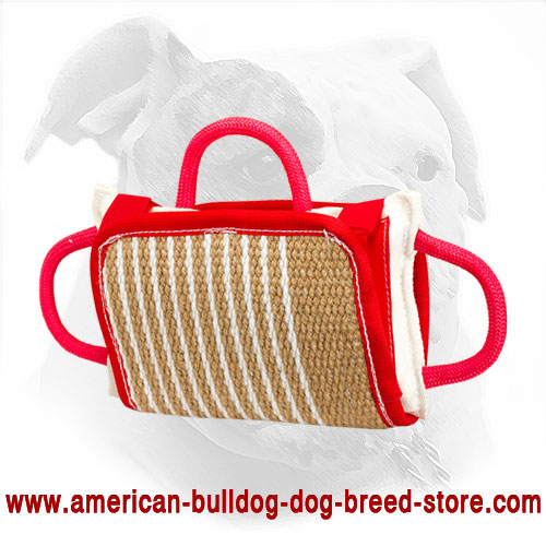 Training American Bulldog Bite Pad