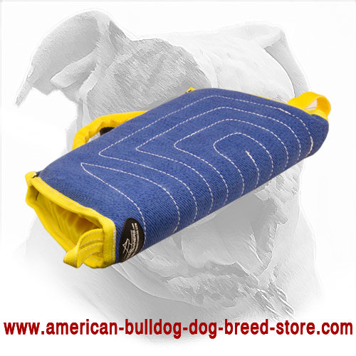 American Bulldog Bite Sleeve with Handles