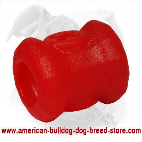 Playing Dog Toy for American Bulldog