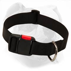 Save time with this extra fast for putting on canine collar