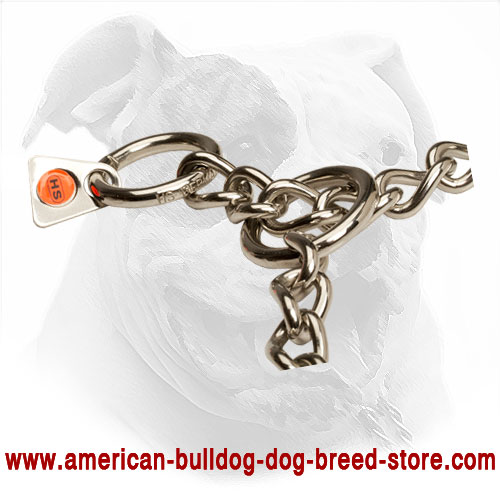 Fur Saver American Bulldog Collar