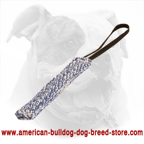 35% OFF - LIMITED OFFER American Bulldog Bite Tug Equipped with One Handle