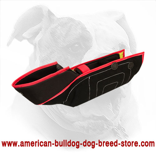 Protection Training Bite Sleeve for American Bulldog