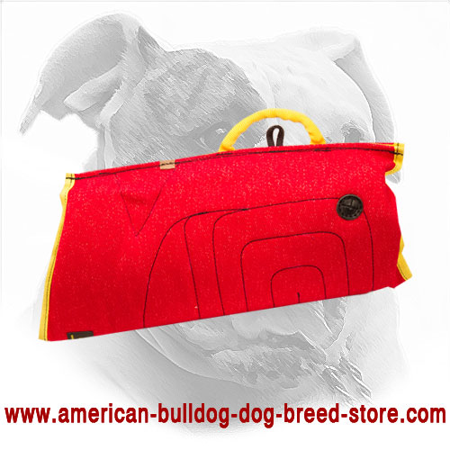 American Bulldog Bite Sleeve for Puppy Training
